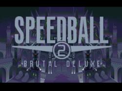 Speedball 2 título amiga