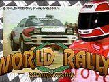 World Rally Championship (Gaelco)
