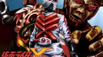 Kamen Rider X OP