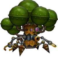 Kirby Planet Robobot - Whispyborg