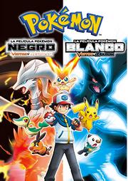 Pokémon the Movie Black and White