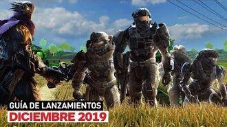 Guía de lanzamientos diciembre 2019 – IGN Latinoamérica