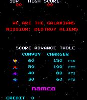 Galaxian TÍTULO