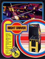 Night Driver portada