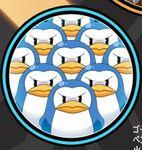 Pingüinos enemigos