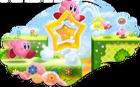 Kirby Triple Deluxe captura 4