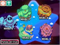 Kirby Mass Attack - Mapa 01