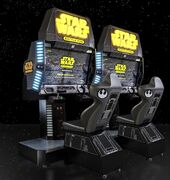 Star Wars - Battle Pod Flat Screen