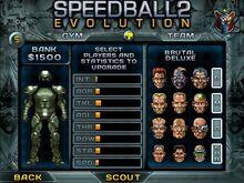Speedball 2 Evolution captura5