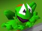 Frogger He's Back PSX