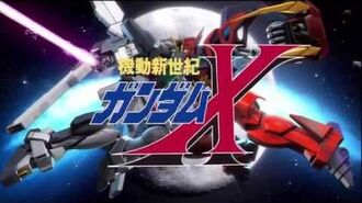 Gundam Extreme VS Full Boost All Gundam Intros-0