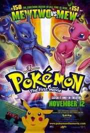 Pokémon The First Movie