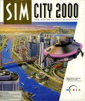 SimCity 2000 - portada Macintosh USA