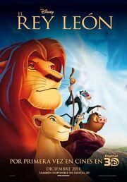Disney El Rey León