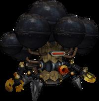 Kirby Planet Robobot - Whispyborg 2.0
