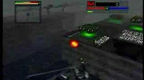 Blade Force (3DO) - Game Play