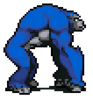 Kong Animated Series sprite