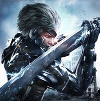 Cyborg Ninja Raiden Metal Gear