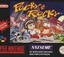 Pocky & Rocky (juego)