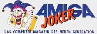 Amiga Joker Logo 640px