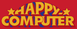 Happy Computer Logo
