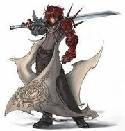 Anime knight