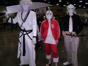 AX 2008 - Bleach cosplay