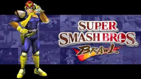 Fire Field - Super Smash Bros. Brawl