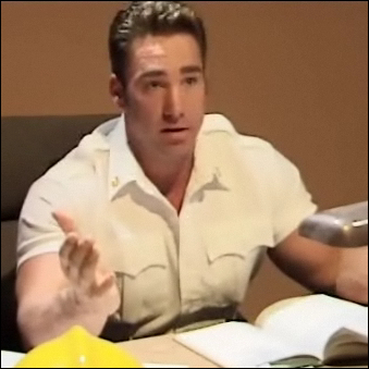 Preaching billy herrington
