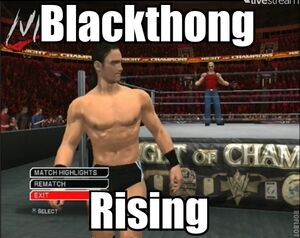 Blackthong