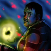 Chris chan warrior of love by neodalion