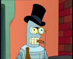 Bender monocle