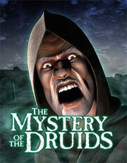 The Mystery of the Druids Coverart