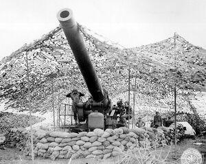 240mm howitzer
