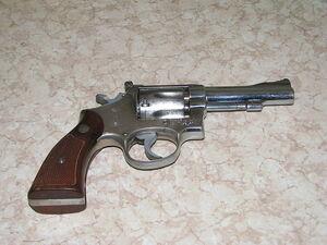S&W Model 15-2