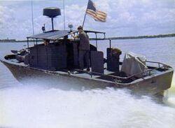 PBR Mark II full speed
