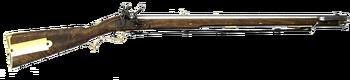 Baker rifle (no bayonet)