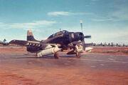 A-1E 1SOS PavePat 1968