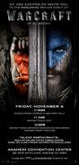 Warcraft movie trailer RSVP BlizzCon2015
