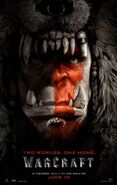 Warcraft Character Poster 01