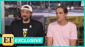Jay and Silent Bob All About The Reboot Comic-Con 2019 (Full Interview)