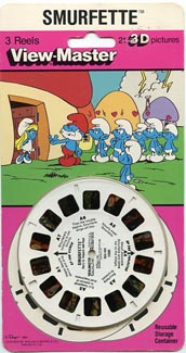 Children/'s 3 Reel Set View-Master 73927 Sharks and Other Dangers of the Deep
