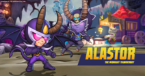 Puzzle Fighter Alastor