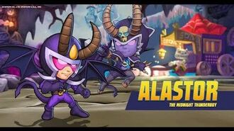 Alastor Out Now in Puzzle Fighter