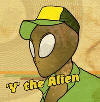 Y the Alien- Arcade