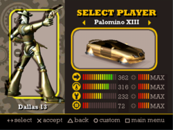 Palomino XIII Hot Rod