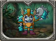 Viking Strong Man Guard