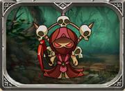 Witch Summoner Leader