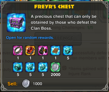 Freyr's Chest