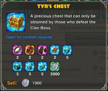 Tyr's Chest
